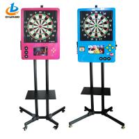 China Mini Indoor Dart Board Arcade Machine Eco - Friendly Material OEM ODM Service wholesale