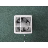 China Iron or Plastic Backside Copper or CCA Wall Exhausting Fan 6 Inch/8 Inch wholesale