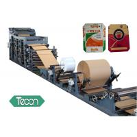 China Cement Bags Production Line Paper Tube Making Machine with PP Film Laminated wholesale