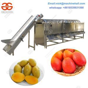 China Hot Sale Mangoes Sorting Machine/Stainless Steel Mango Sorting Machine/Automatic Mango Sorting Machine on sale