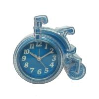 China bike shape desk clock for home decoration wholesale