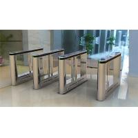 China Factory direct sale Optical Turnstiles Flap Barriers or Speed Gates with high IP rates for Subway wholesale