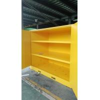 Quality Professional Industrial Safety Cabinets With 1.2 mm Cold Rolled Steel for sale