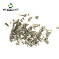 China Silvery White Corrosion Resistant Metals , 7N Tellurium Lump High Purity Metals on sale