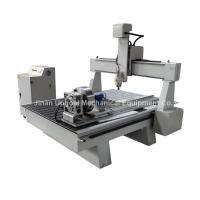 High Z -axis 4 Axis CNC Wood Engraving Cutting Machine with DSP Offline Control