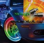 China Led wheel light Red,Green,Blue,RGB flash decoration wholesale