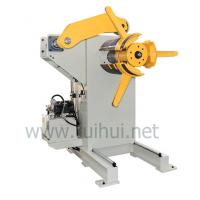 Buy cheap Auto Coil Hydraulic Steel Sheet Metal Decoiler With Penumatic Pressing Arm from wholesalers