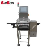 China High Accuracy pharmaceutical Check Weigher conveyor weight scale in wholesale