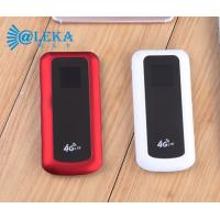 China durable powerbank router super long standby time 4G LTE pocket mifi router wholesale