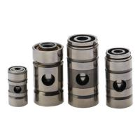 Buy cheap SUJ2 Ceramic Angular Contact Ball Bearing For Turbocharger / Automobile Industry from wholesalers