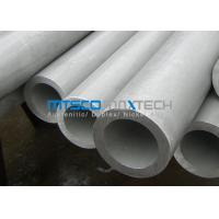 China SAF 2507 / 1.4410 Duplex Steel Pipe SGS BV Third Party Inspect 4m Fixed Length wholesale