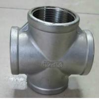 China DN15 5 way cross malleable iron pipe fittings wholesale