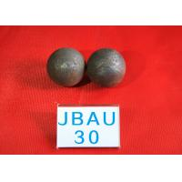 China Durable Hot Rolling Steel grinding balls for mining , Wear Resistance wholesale