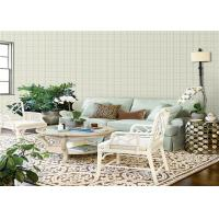 Modern Washable Non Woven Wallpaper Anti - Static For Living Room , Eco Friendly
