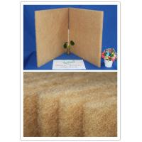Buy cheap Dust Extraction High Temperature Filter Media , Brown High Temperature Air Filter Roll Material from wholesalers