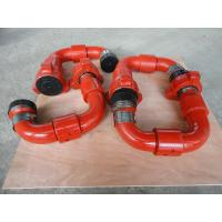 China Integral Alloy Steel Pipe Fittings Chiksan Swivel Joint For Oil Well Cementing Operation on sale