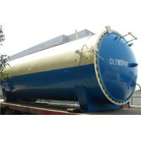 China Industrial Vulcanizing Autoclave with hydraulic cylinder and safety valve wholesale