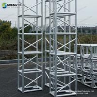 China Jiangsu Wuxi Manufacturer outdoor event stage aluminium spigot truss fast build stage trusses light truss on sale