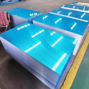 China Custom 0.3mm 0.5mm 0.6mm 2mm 3mm 4mm Thick Aluminium Sheet Plate wholesale