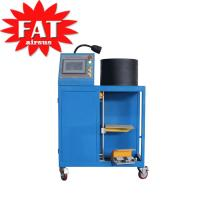 China Gas - Filled Hydraulic Hose Crimping Machine With Rubber Steel wholesale