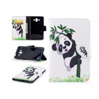 China Lovely Panda Card Pocket Phone Case , Cell Phone Wallet Case For Smartphone wholesale