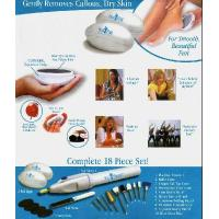China PED EGG.TWIN PACK + FREE PED SHAPER,PEDICURE SET,FOOT CARE KIT.FOOT FILE wholesale