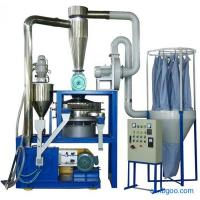 China 45 KW Waste Plastic Grinding Equipment For Thermoplastics Processing And Grinding wholesale