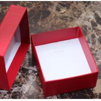 China Red paper pendant boxes, red pendant boxes, wholesale pendant boxes,paper necklace boxes wholesale