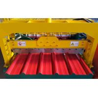 China Construction Materials 15m/Min Roofing Sheet Roll Forming Machine wholesale