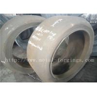 China Stainless Steel Forged Steel Products Hot Rolled ID Indent Forged Ring Proof Machined wholesale