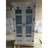 Quality Polypropylene Hazardous Material Storage Cabinets With Window For Laboratory / for sale