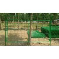 China Durable Metal Mesh Fencing / Airport Security Fence For Protection Orchard wholesale