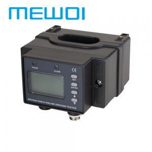 China MEWOI3800LD-Non-Contact Split core Earth Ground Resistance Online Tester/Alicate Terrômetro/Comprobador de resistencia d wholesale