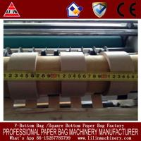 China Full Automatically Vertical Slitting Rewinder Machine For paper film rolls wholesale