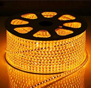 Quality LED Strips SMD2835 120pcs RGB single color IP67 14.4W white double PCB 3M adhersive CE EMC for sale