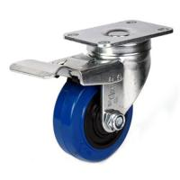 "Buy cheap 4""elastic rubber caster from wholesalers"