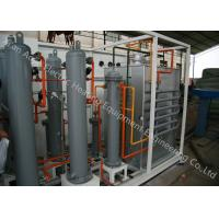China Hydrogen - Nitrogen Gas Ammonia Dissociator With Electrical Heating Elements wholesale
