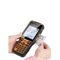 China RFID R310 Android PDA 1D 2D Mobile Terminal Rugged PDA Logistics Bar Code Scanner wholesale