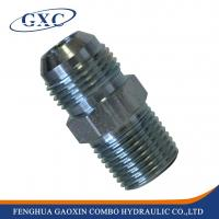 China 1JG Jic Male 74 Cone / Bsp Male O-Ring Jic Male 74 Cone / Bsp Male O-Ring Hydraulic Tube Fitting on sale