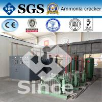 China Hydrogen Generation Plant Ammonia Cracker Process 3P 50/60HZ wholesale