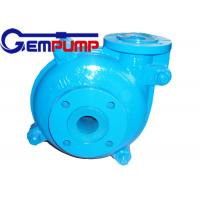 Buy cheap  1.5/1B-AH Heavy duty slurry pumps for Mill discharge / Coal Washing from wholesalers