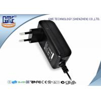 China EU PIN Anti interference Wall Mount Power Adapter 9V 2.5A with Ferrite Core wholesale