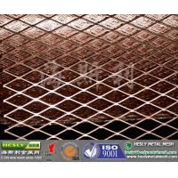 China 316L stainless steel expanded metal mesh wholesale