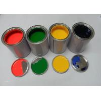 China Organic Pigment Water Based Inkjet Inks CAS No. 2011-01-07 With Color Consistency wholesale