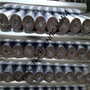 China aluminum foil laminated 3way scrim facing  kraft paper for heat insulation 95g wholesale