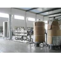China 5000 Liters Water Treatment Equipment 2 Stages River Water Purification Reverse Osmosis on sale