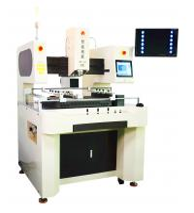 China Intelligent System ACHI HR15000 BGA Chip Repair Machine wholesale