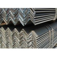 China 12 Meter Length Hot Rolled Angle Steel 20 - 200mm * 3.0 - 12.5mm Size wholesale
