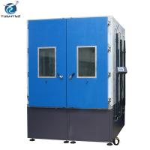 China Ip1x~ Ip6x  Sand Dust Test Chamber Room IEC60529 Standard / Lab Environmental Simulation Equipment wholesale