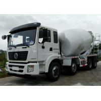 China 8 X 4 Dongfeng Ready Mix Concrete Mixer Trucks Anti Resistant High Capacity wholesale